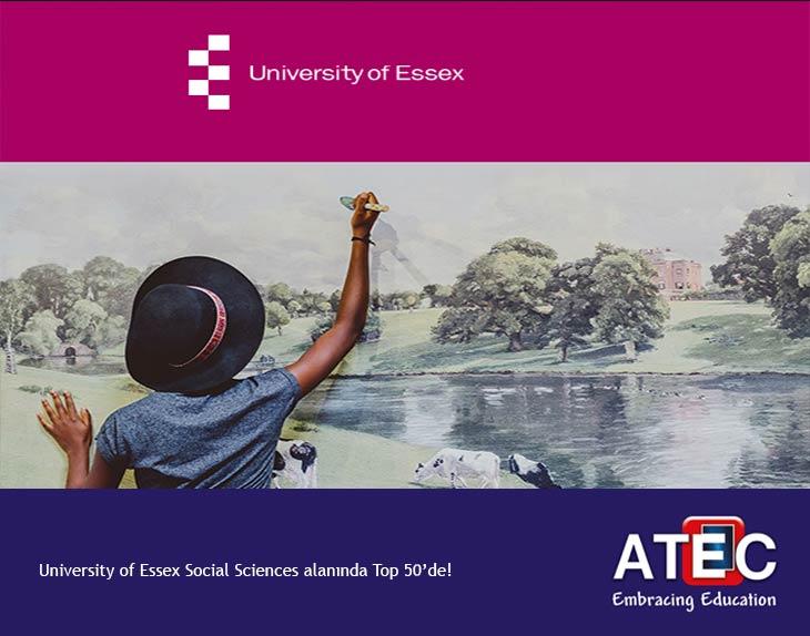 University Of Essex -Top50