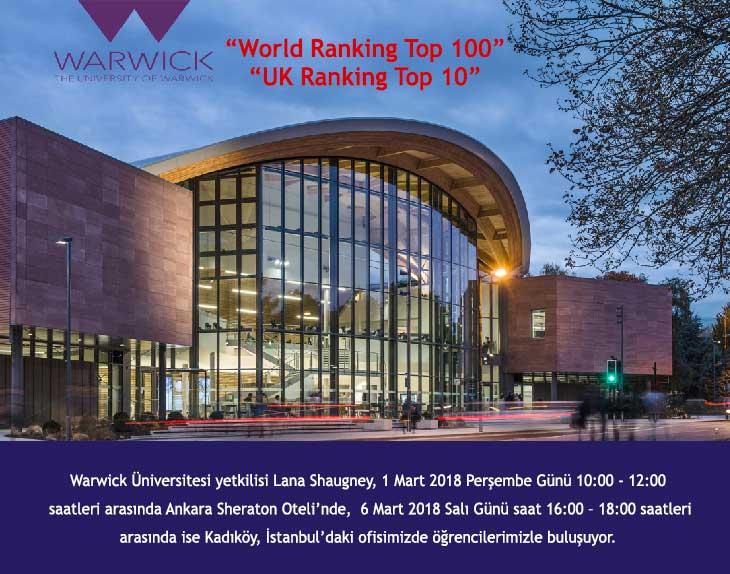 Lana Shaugney - Warwick Üniversitesi