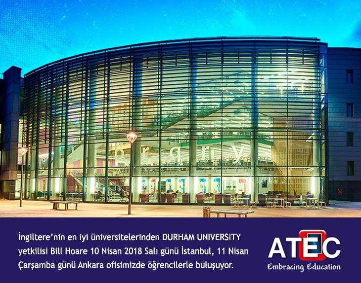 Durham-University-Bill-Hoare